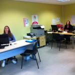 Les bureaux à Montenois